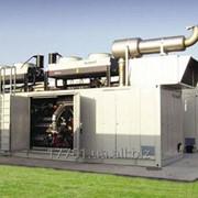 Когенерационные установки мини-ТЭЦ на природном газе фото