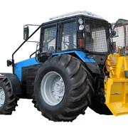 Трактор трелевочный Беларус ТТР-411 фото