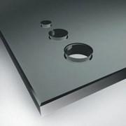 Зенковка, сверление отверстий в стекле фото