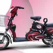 Электро велосипед фото