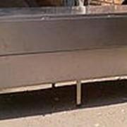Столы производственные нержавеющие с дверями фото