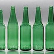 Бутылки стеклянные пивные фото