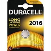 Батарейка Duracell CR2016 литиевая фото