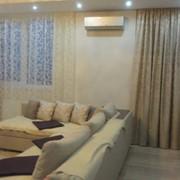 Текстильное оформление гостинной, Киев фото
