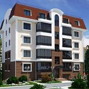 Многоквартирные жилые дома фото