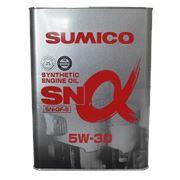 Моторное масло SUMICO 5w30 для бензиновых двигателей фото