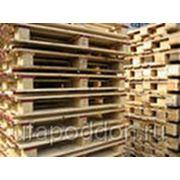 Паллеты деревянные поддоны стандартные фото