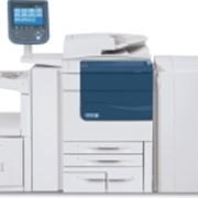Полноцветное новое МФУ Xerox Color 550 для оперативной полиграфии фото