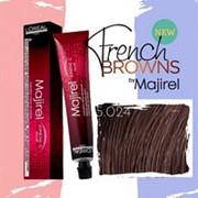 Loreal Professional Loreal Professional Краска для волос 5,024 (Majirel | French Browns) E1940800 50 мл фото