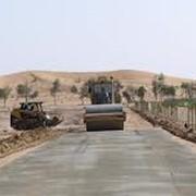 Строительство дорог с применением ферментного прапарата Дорзина . фото