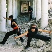 Сценический бой фото