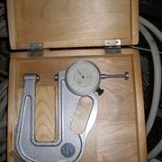 Толщиномер индикаторный ТР-25-100 ГОСТ 11358-89. фото