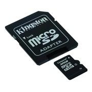 Карта памяти Kingston microSDHC Class 4 32 Гб (SDC4/32GB) фото