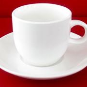 Кофейная пара круглая фото