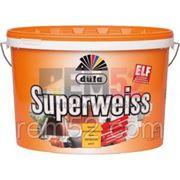 Краска Dufa (Дюфа) Superweiss, ослепительно белая краска RD4 фото