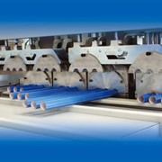 Автоматические Раструбные машины BA/PP с пневматическим инструментом (макс. 3 раструба/цикл) для ПП или ПВХ труб от 32мм до 500мм, длина труб от 150мм фото