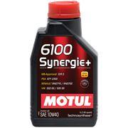 Моторное масло MOTUL 6100 Synergie+ 10W40 фото