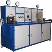 Стенд для проведения испытаний электропневматических аппаратов тепловозов СТ.441462.505 фото
