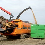 Дробилка для дерева, отходов. мусора серии DH фото