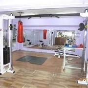 Услуги тренажерных залов, Тренажерный зал Железяка фото