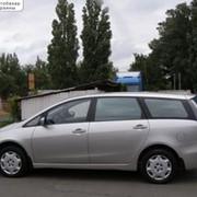 Аренда Mitsubishi Grandis с водителем фото