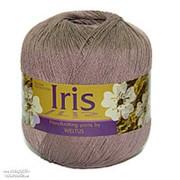 Пряжа Iris (Ирис) (молочный шоколад) фото