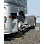 Лазерная геометрия колес для грузовых автомобилей фото