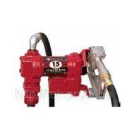 Насос Fill-Rite FR 2405GE 24В, 55 л/мин для бензина и дизельного топлива (дизеля, ДТ, бензин) КИЕВ фото