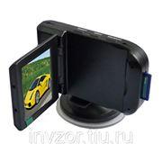 Видеорегистратор для автомобиля Black-eye 720 фото