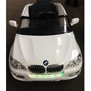 Электромобиль BMW X6 Snow White (Код: X6 White) фото
