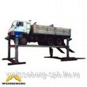 Автомобильный грузовой подъёмник ПЛ-10 фото