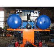 Ремонт Колесно-рельсового тягача (локомобиля) КРТ-1 фото