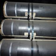 Электроды графитовые (графитированные) фото
