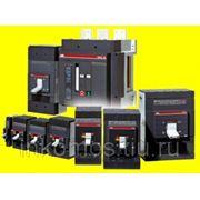 Выключатель автоматический Tmax T5N 400A PR222DS/P-LSIG In=320 3p F F | SAC1SDA054322R1 | ABB фотография