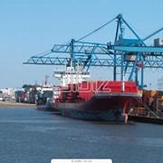 Агентирование морских судов фото