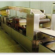 Автоматическая линия для производства затяжного печенья типа Мария фото