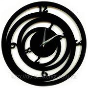 Часы из акрила фото