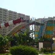 Квартиры на берегу Средиземного моря в Турции фото