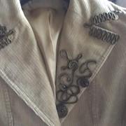 Декоративная отделка одежды, украшение одежды фото