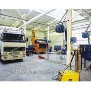 Ремонт грузовых автомобилей, прицепов и полуприцепов. фото