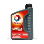 TOTAL QUARTZ Diesel 5000 15w40 1л фото