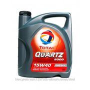TOTAL QUARTZ Diesel 5000 15w40 5л фото
