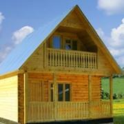 Проект дома из бруса 4х5 Садко 1 фото