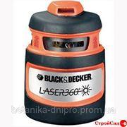 Измерительные приборы:ЛАЗЕРНЫЙ УРОВЕНЬ:BLACK&DECKER:Лазерный уровень Black&Decker LZR 4 фото