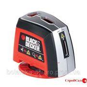 Измерительные приборы:ЛАЗЕРНЫЙ УРОВЕНЬ:BLACK&DECKER:Лазерный уровень Black&Decker BLD 120 фото