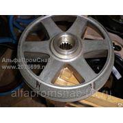 Вентилятор в сборе (тормоз в сборе) на электродвигатель КГ для тельфера фото