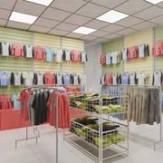 3d визуализация магазина, бутика в Алматы фото