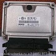 Блок управления двигателем Volkswagen Golf 4 1.4 фото