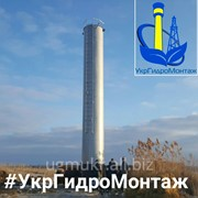 Производство и монтаж водонапорных башен ВБР Украина фото