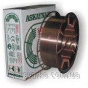 Проволока омедненная сварочная AS SG2 ф0,8 (5кг) Askaynak фото